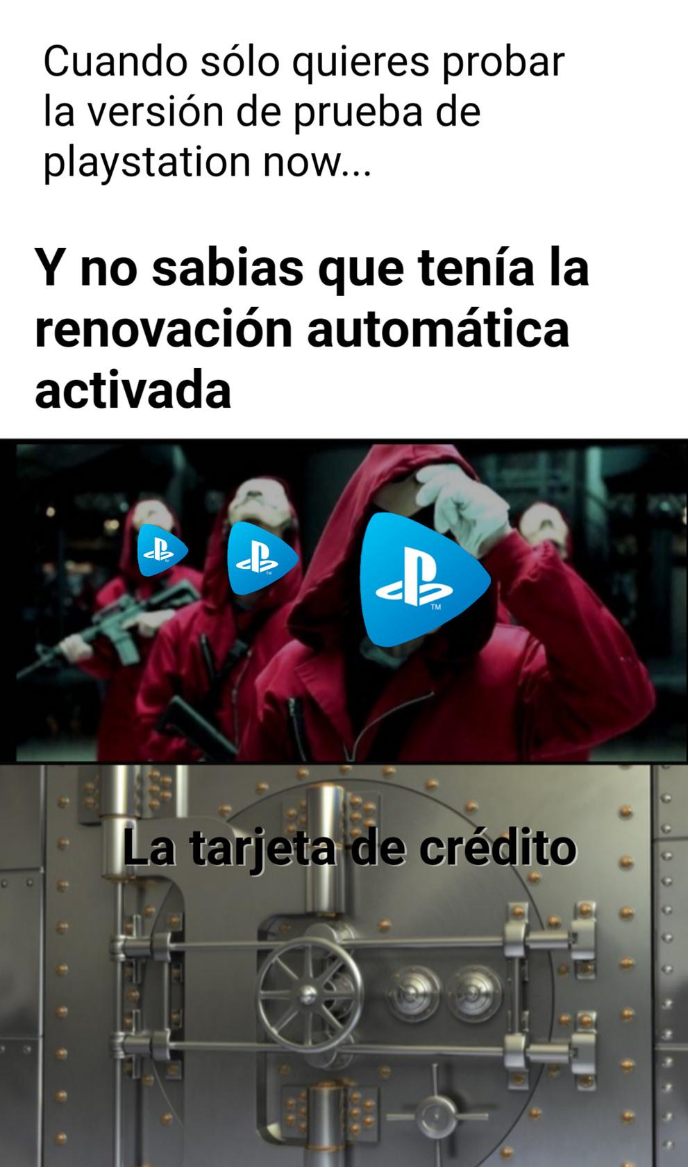 Playstation - meme