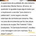 Feminista sifu