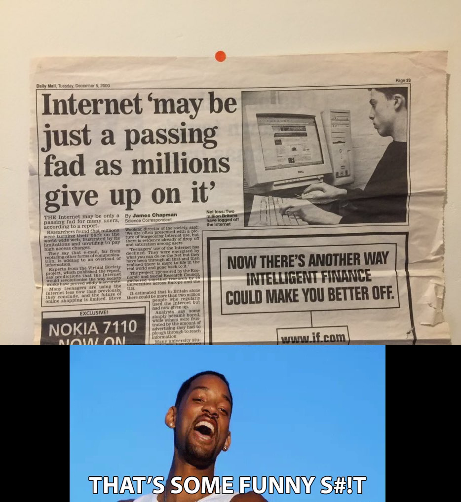 The Daily Mail? More like... The Daily Fail - meme