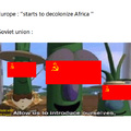 Soviet Union meets Africa