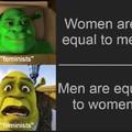 Green Shrek