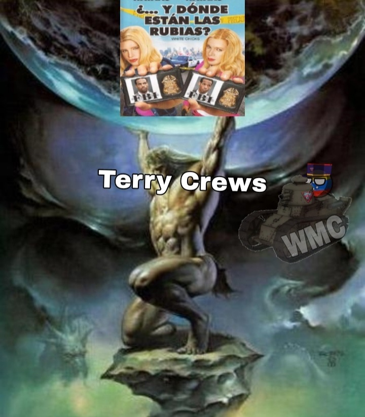 Si no se acuerdan Terry Crews es el negro que canta A thousand miles - meme