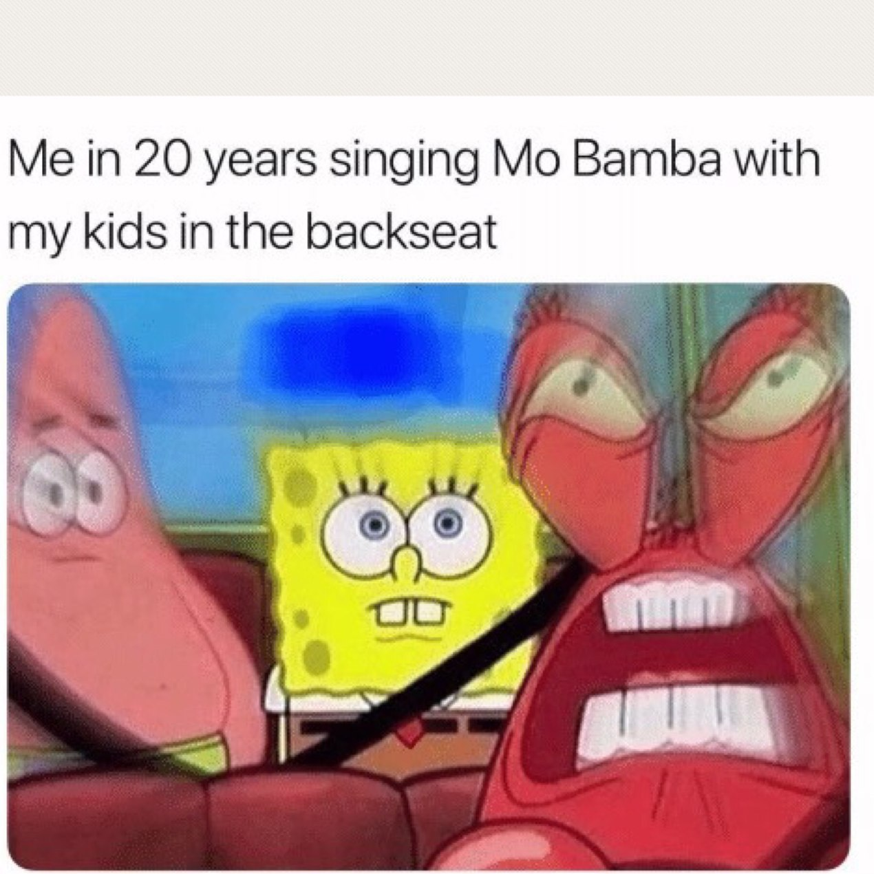 Y'all want to hear mo bamba? - meme