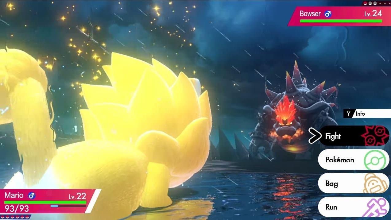Tan piola los nuevos Pokémon Gigamax - meme