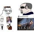 Memes de sekiro puede