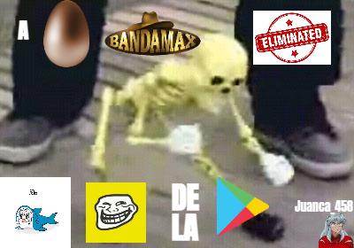 Aleluya, Memasik desapareció - meme