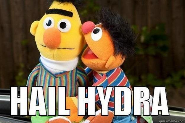 Hall Hydra - meme