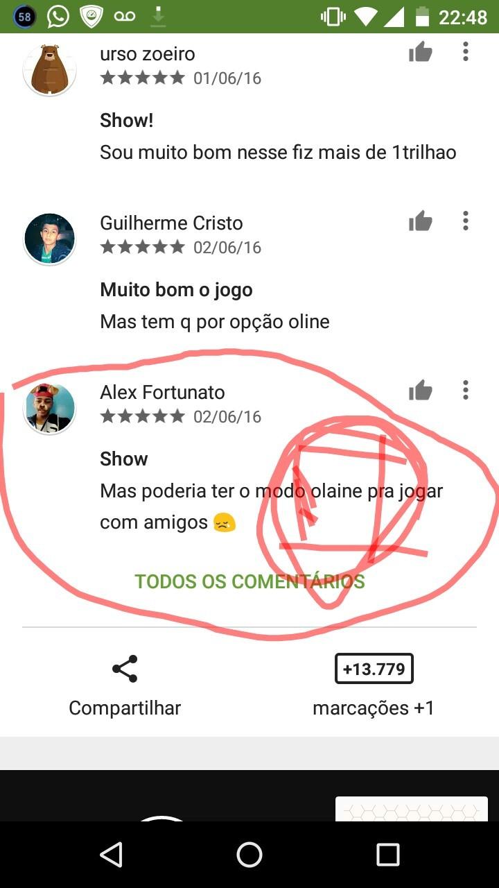Bora jogar Olaine - meme