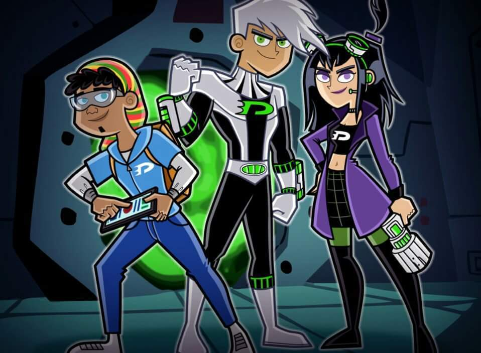 Danny Phantom 10 years later. From the Creator. Its on youtube. Hopefully got turn to new series - meme