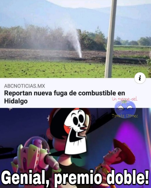 La muerte we - meme