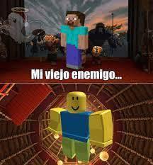 #minecraftvsroblox - meme