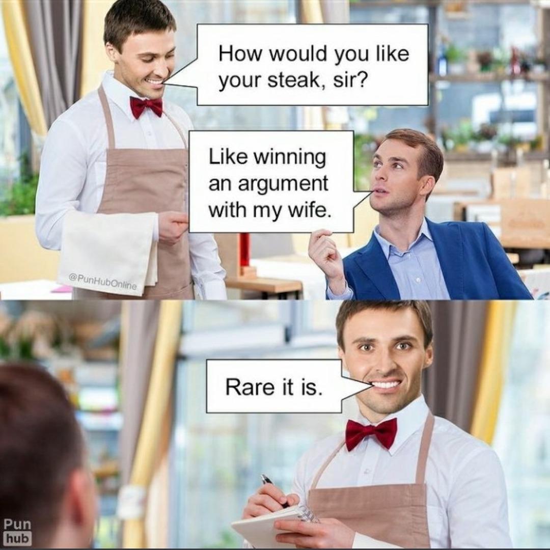 Steak - meme