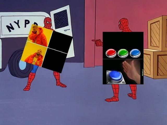 Plántillas que son lo mismo Parte 2 - meme