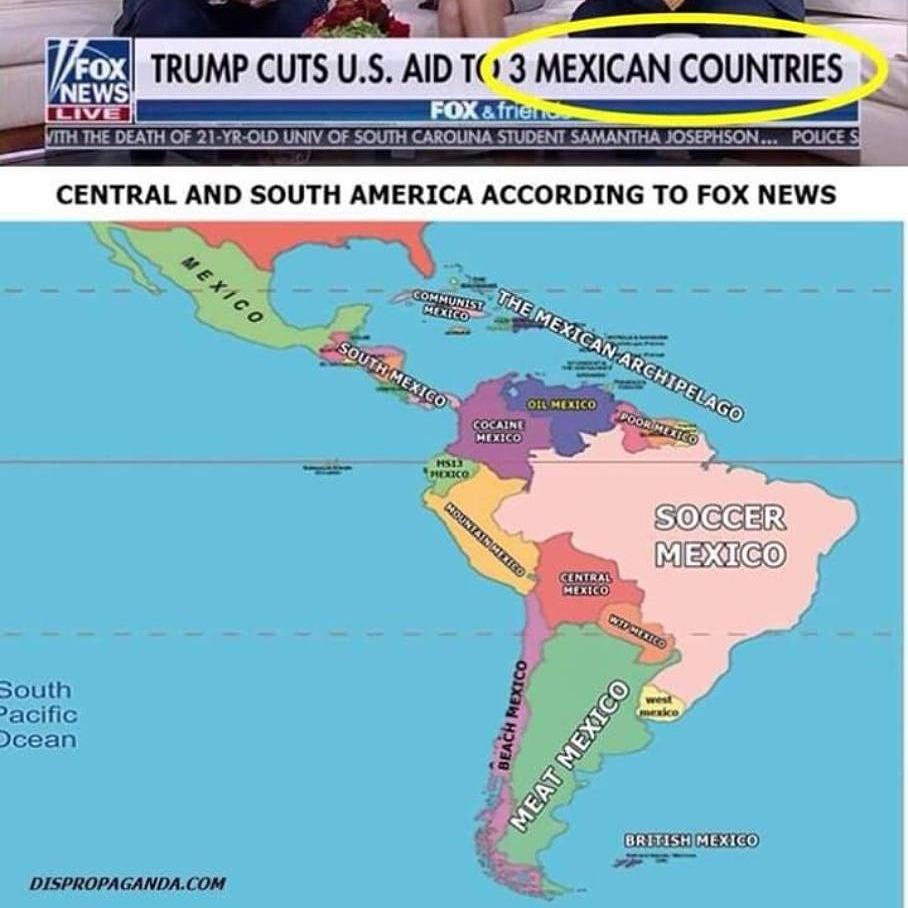 Informing the American people. - meme