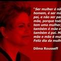 Dilmanta, feliz dia das mulheres as fakes e as verdadeiras do memedroid