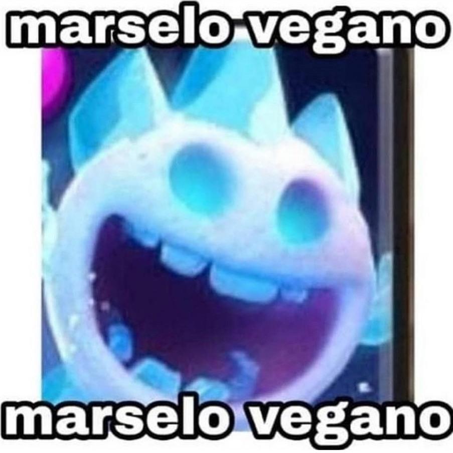 Marselo veg ano - meme