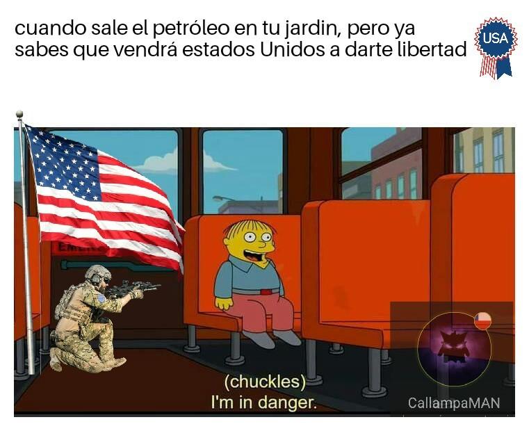 Se viene la 3 Guerra mundial - meme