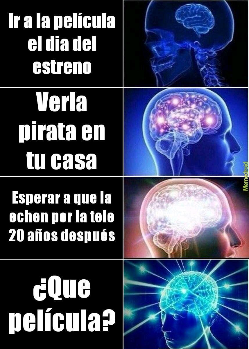 Película - meme