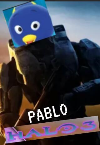 PABLO HALO 3 - meme
