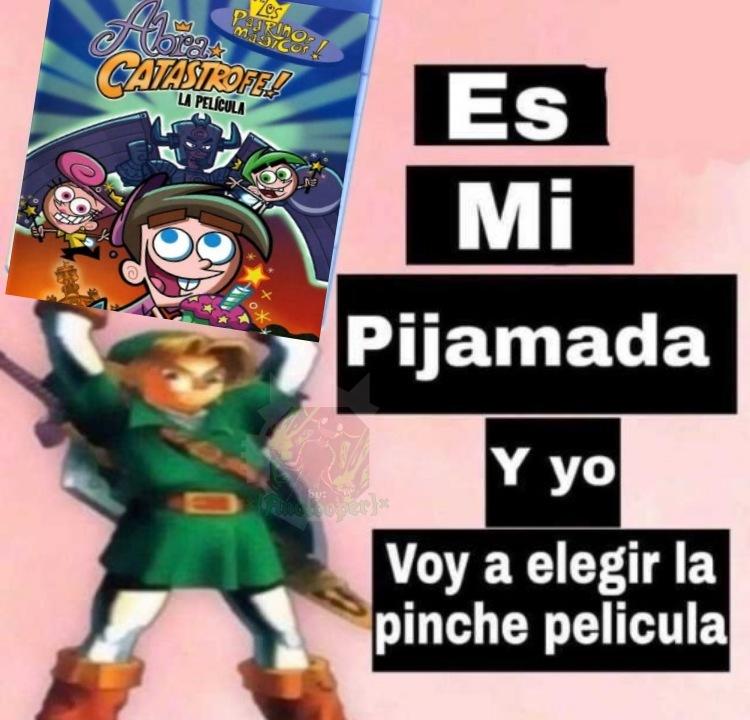 Peliculaza - meme