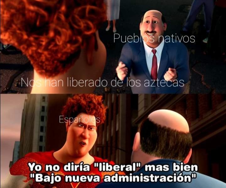 Momos historicos - meme