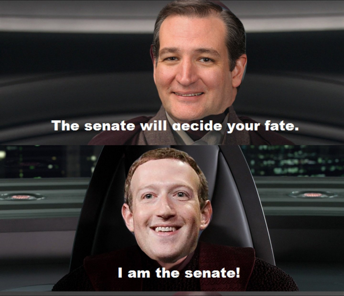 I am the Zucc - meme