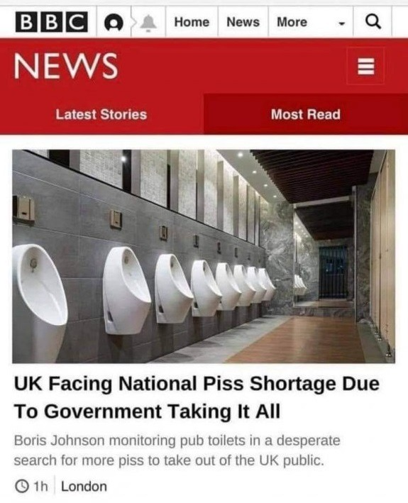 BBC reports... - meme