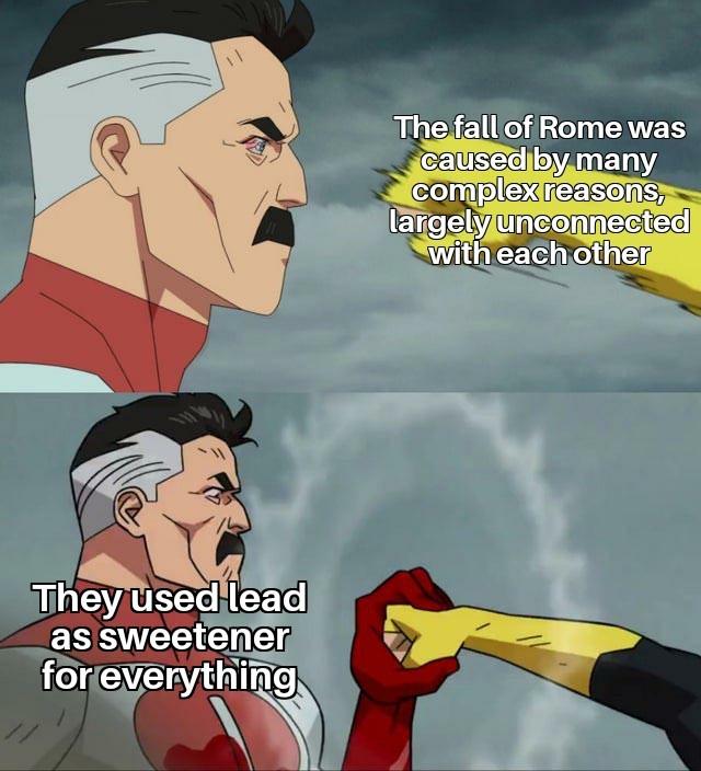 Seriously, everything - meme