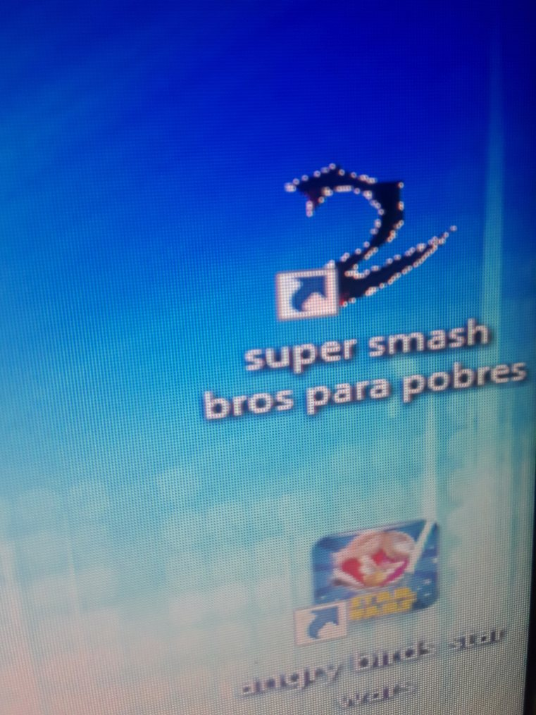 muy buenisimo el super smash flash 2 se lo recomiendo :D - meme
