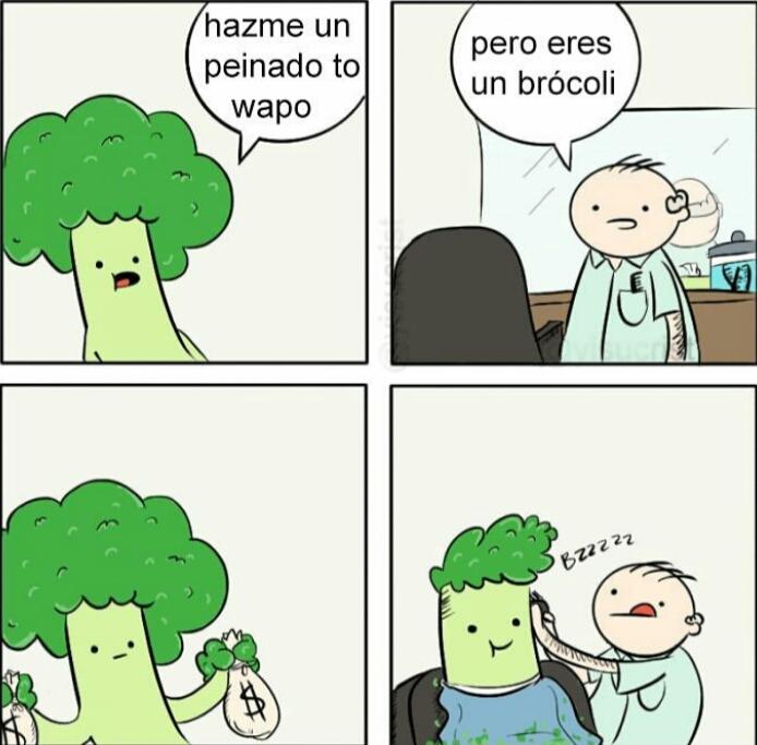 El brokolino - meme