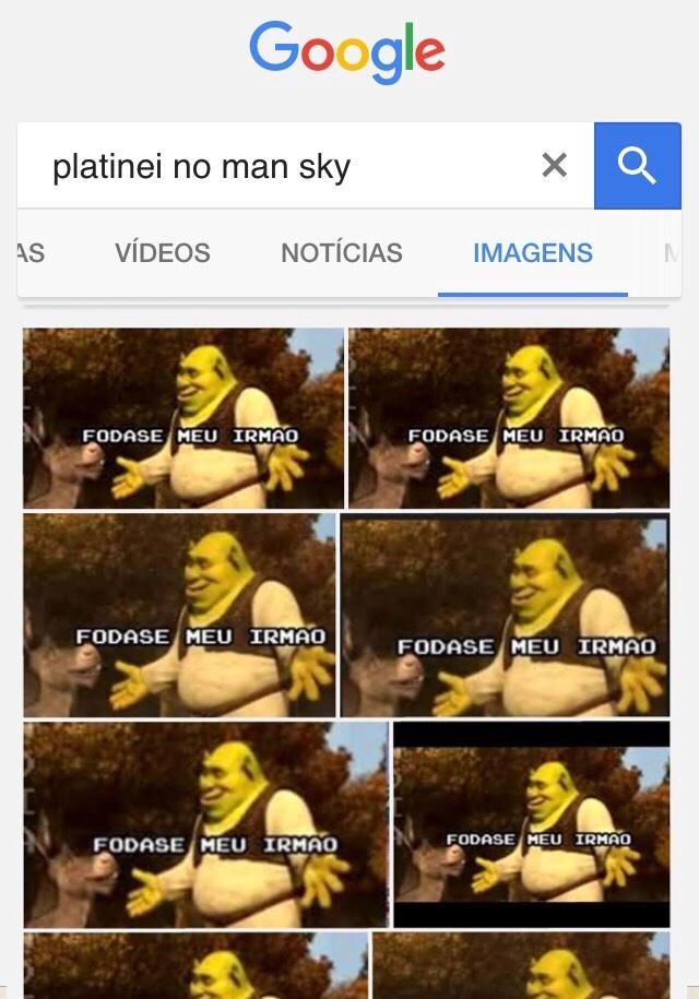 porra Google ;-; - meme