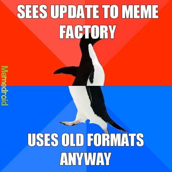 Pathetic OC is OC nonetheless - meme