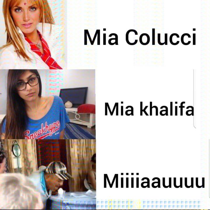 Miauuu - meme