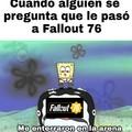 Pobre fallout