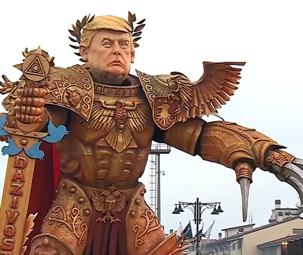 Trumps Final Form - meme