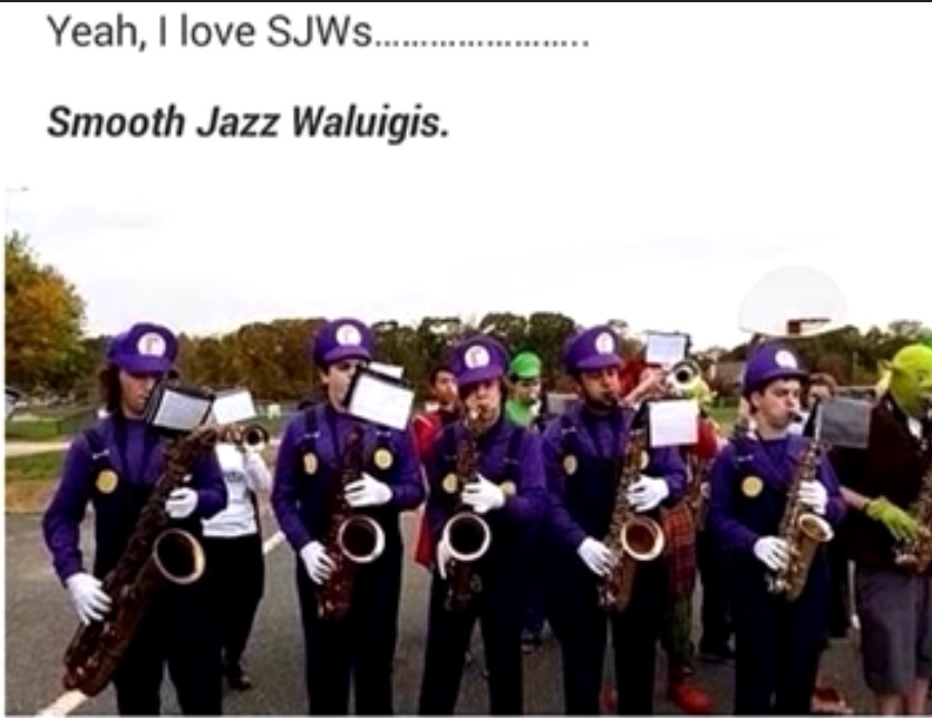 SWJ'S - meme