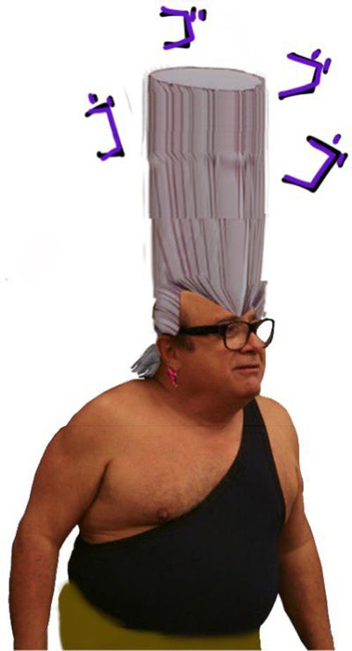 Dan in his ultimate form - meme
