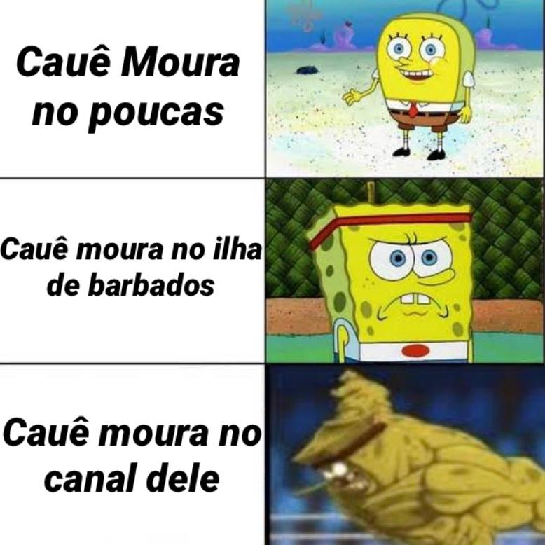 Cauezao - meme