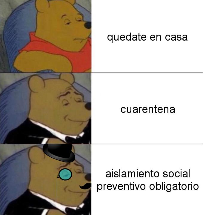 sir cuarentena xdxd - meme