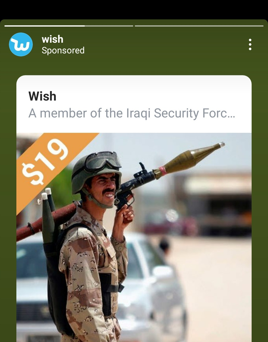 What a deal! - meme