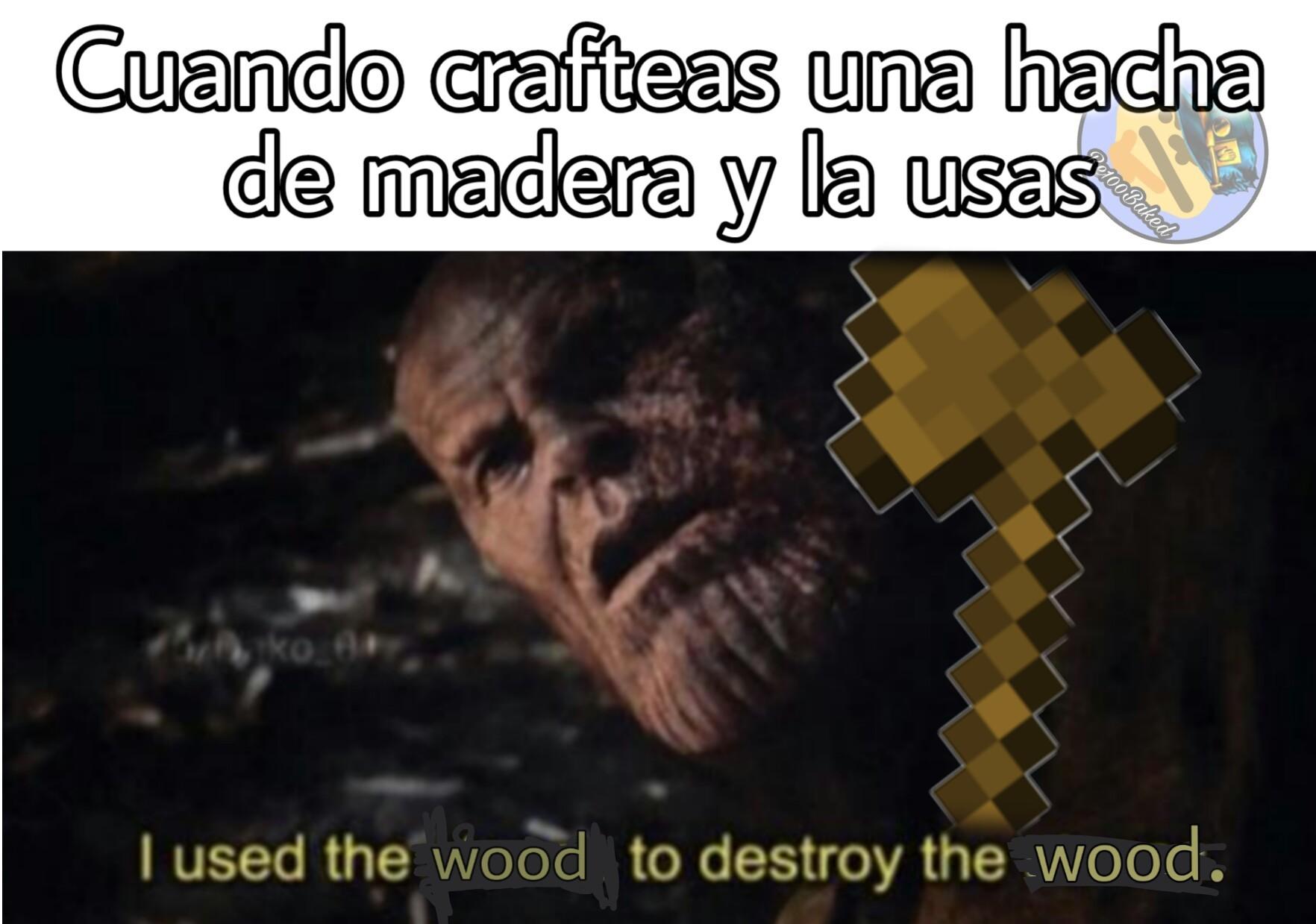 Sorry, no había plantilla en español - meme