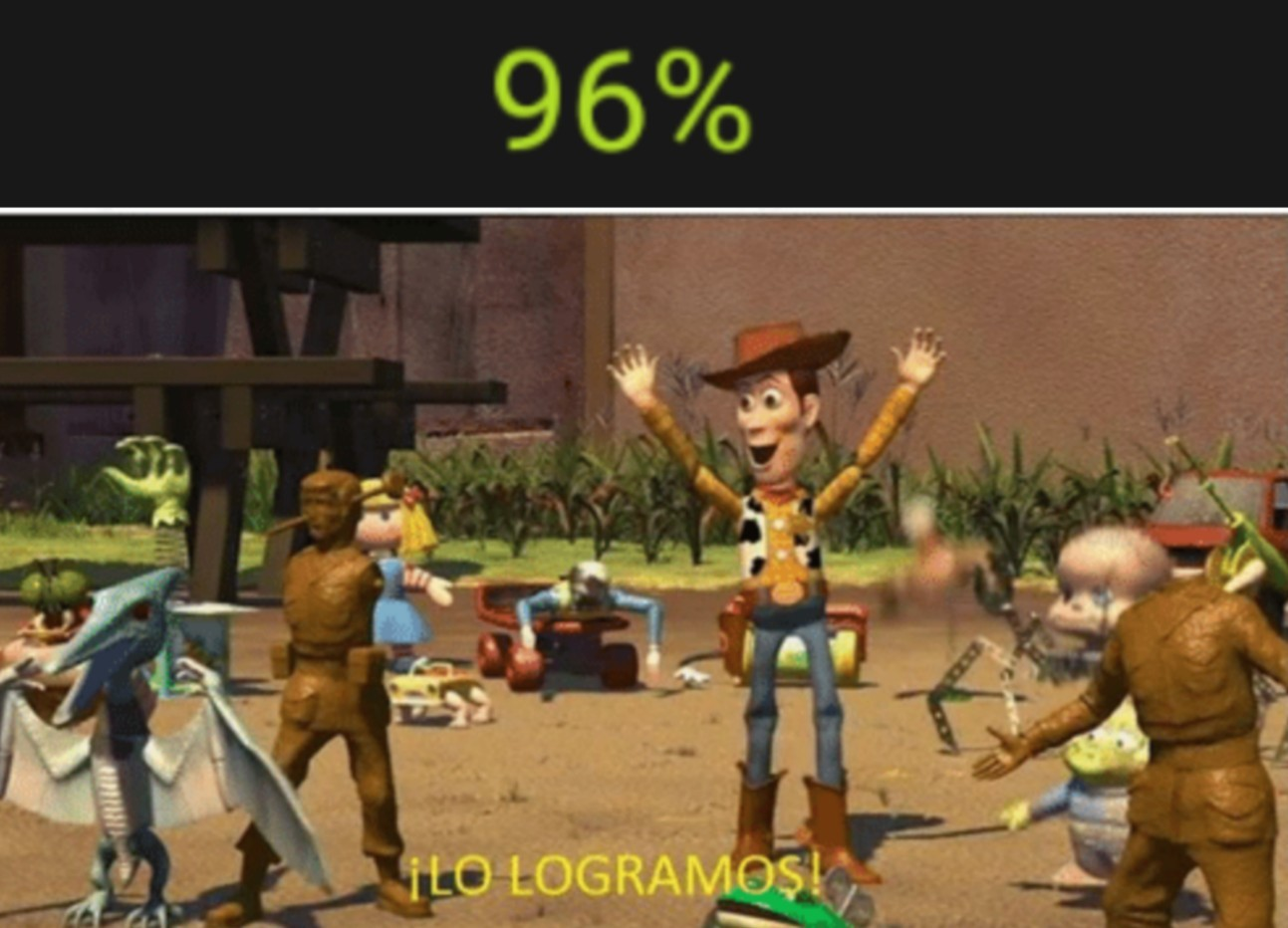 96% - meme