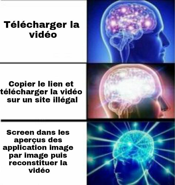 Sur snapchat - meme