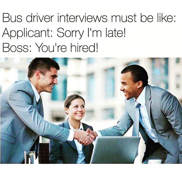 Busdriver - meme