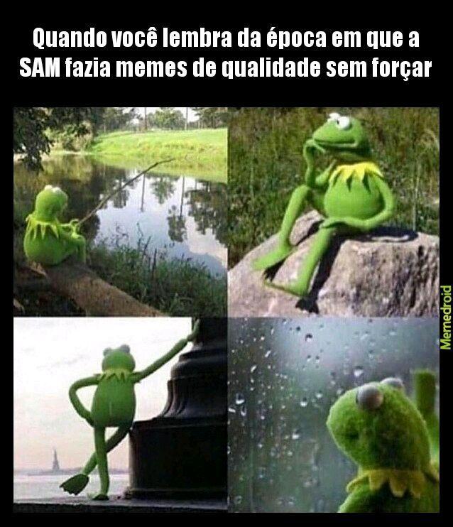 Meme factory ta melhor q a SAM #2