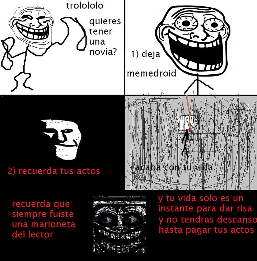 TROLLGE - meme