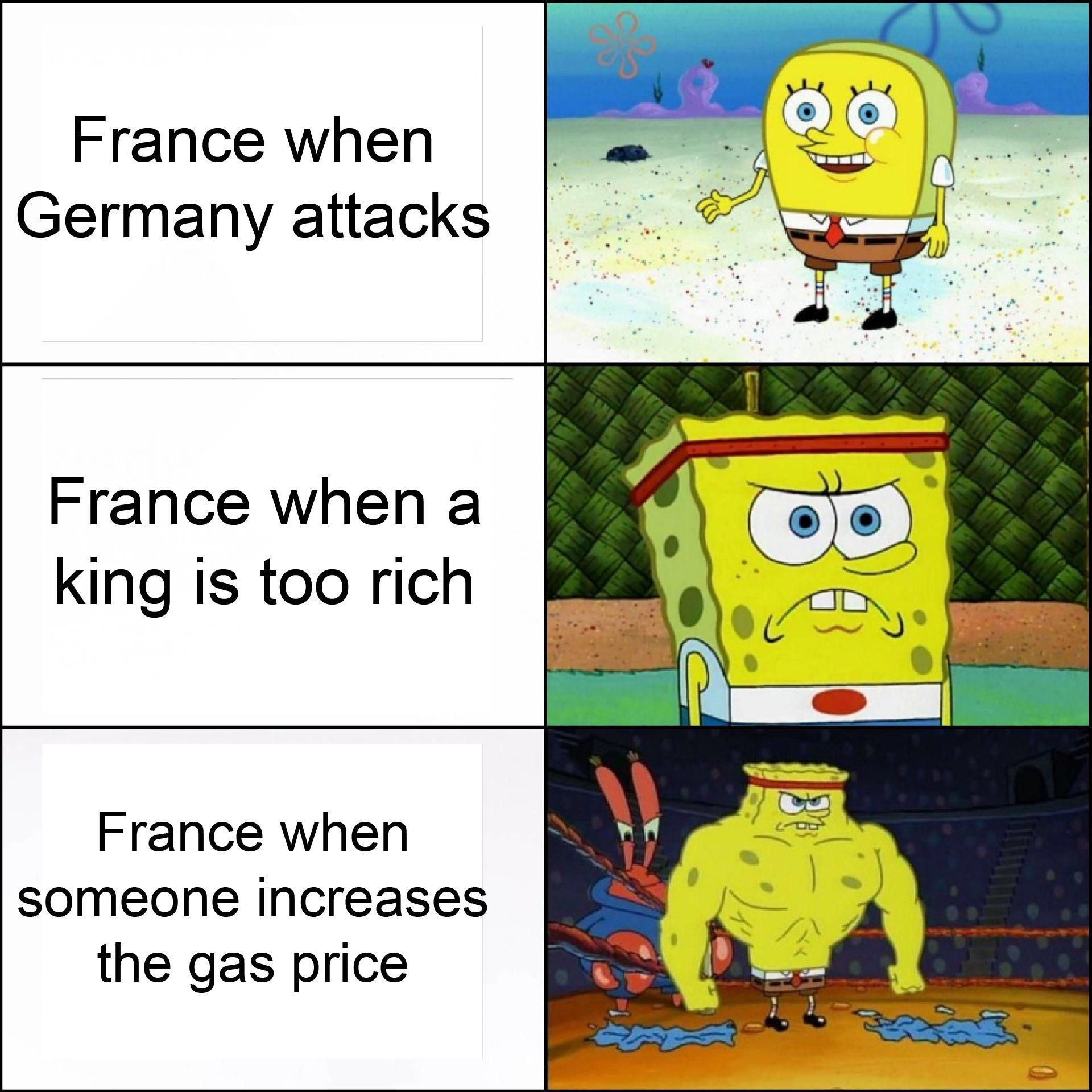 Waiting for the Franxit - meme