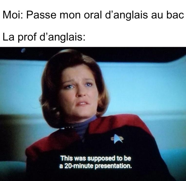 Oral bac - meme