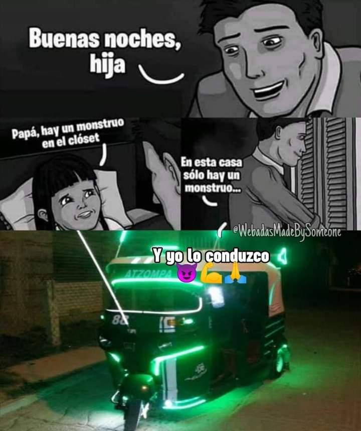 *la penetra* - meme
