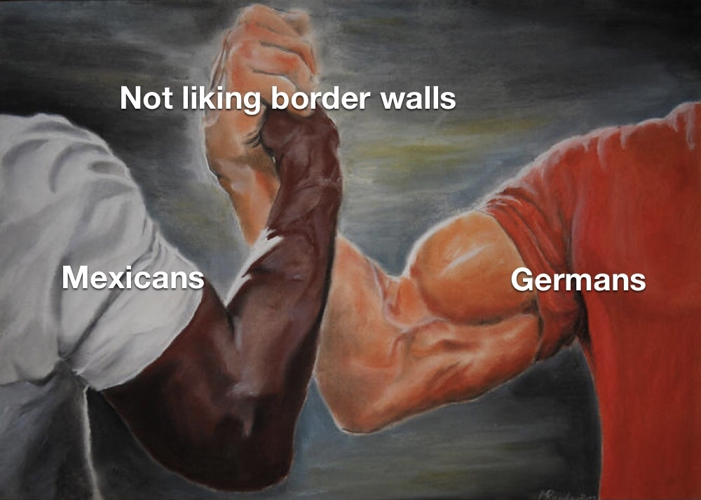 Good ol' Iron Curtain - meme